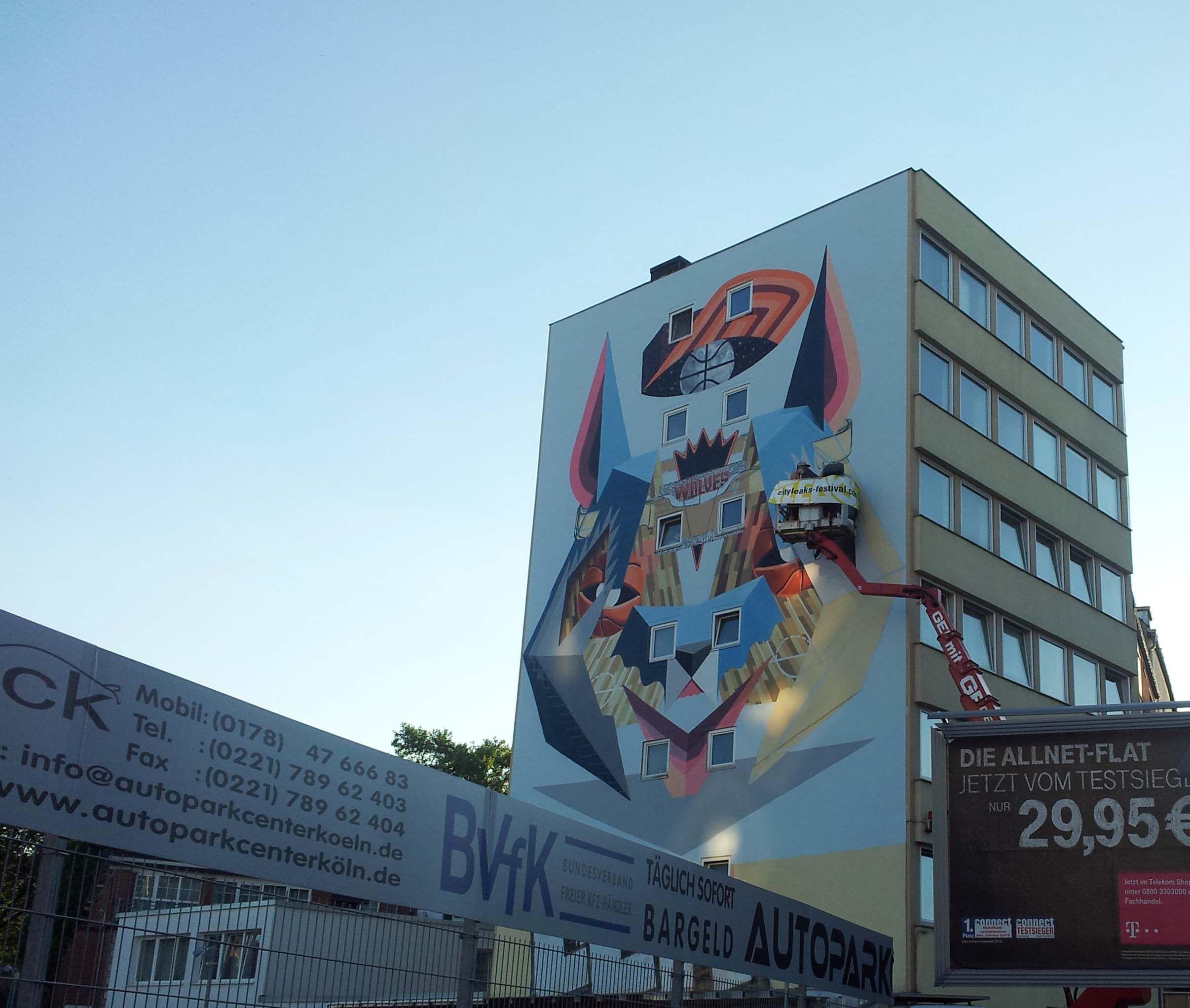 Künstler Köln cityleaks festival 2013 in köln trierer straße 61 künstler low