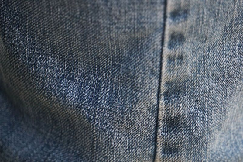 The Wear Patterns Of Your Jeans Arent Good Forensic Evidence In