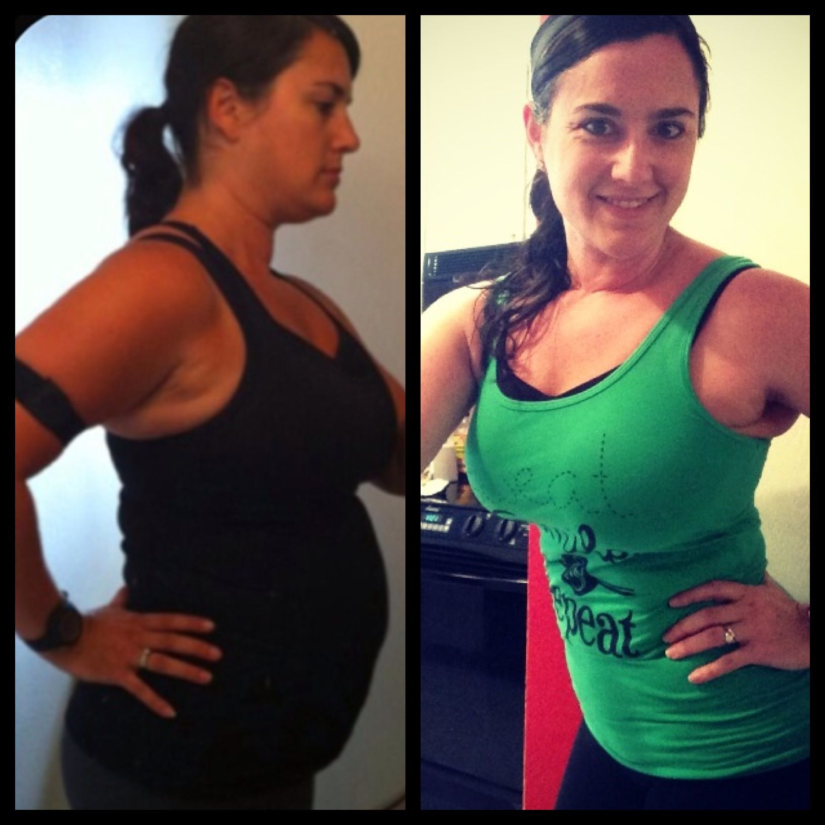 Insanity Workout T25: Before And After Beachbody Programs: Insanity, T25, And