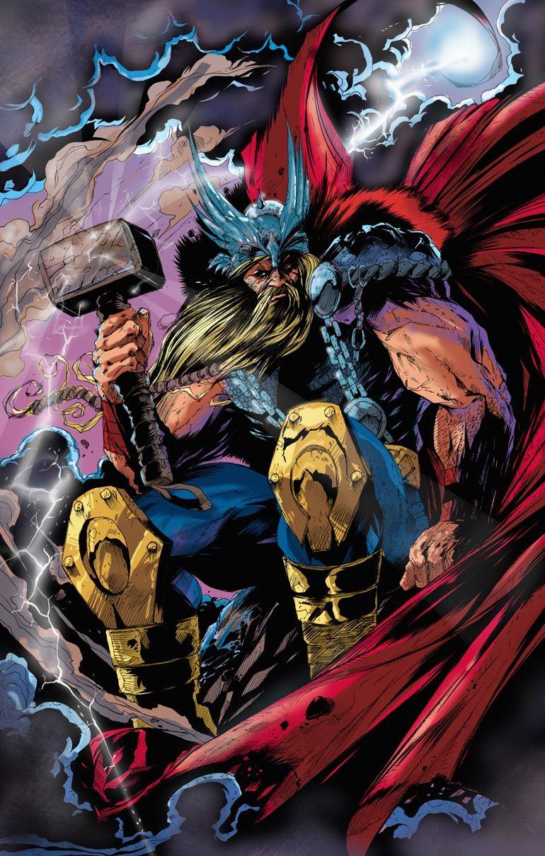Thor_by_SalamunicArt.jpg (770×1210)
