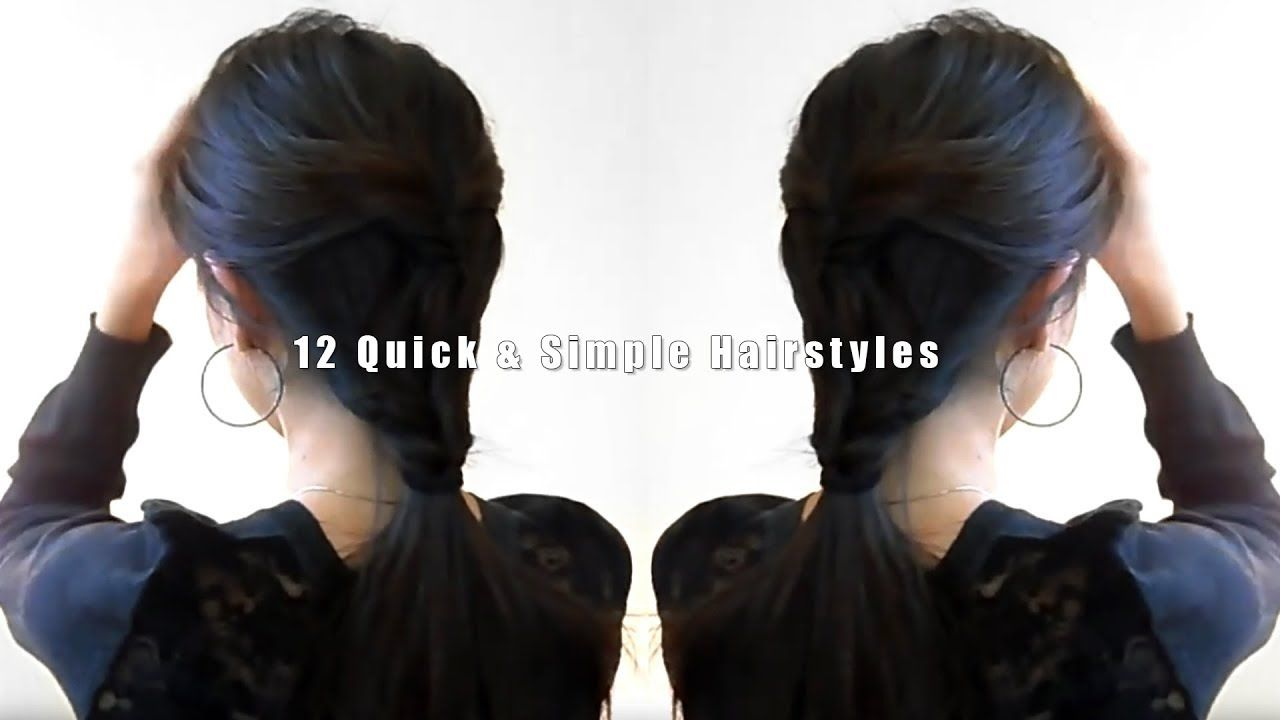 Pin by hairstyles on hairstyles pinterest simple hairstyles