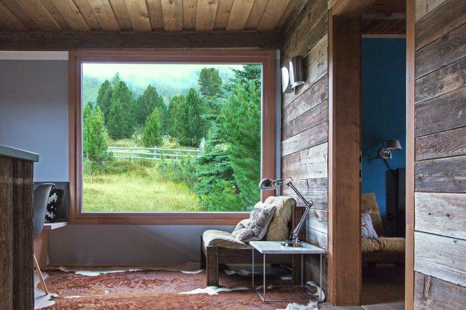 Traumhaft schöne Hütte am See URLAUB IN DEN BERGEN I