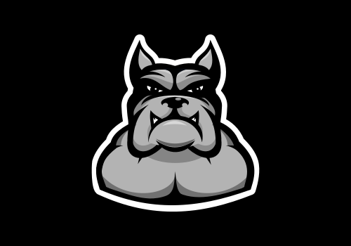Pitbull Logo Mascot Png 500 350 Animal Logo Bulldog Mascot Dog Logo