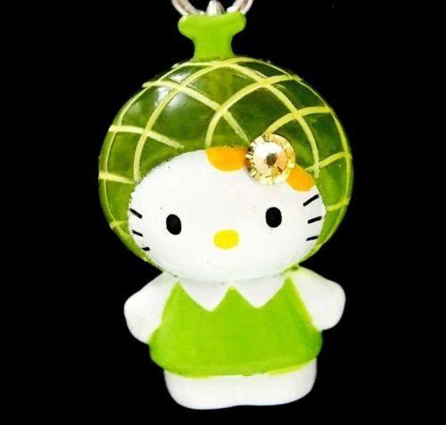 Hello Kitty X Shizuoka Melon Girl Swarovski Elements