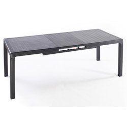 Table de jardin Sonata 2m15 anthracite | recherche mob ...