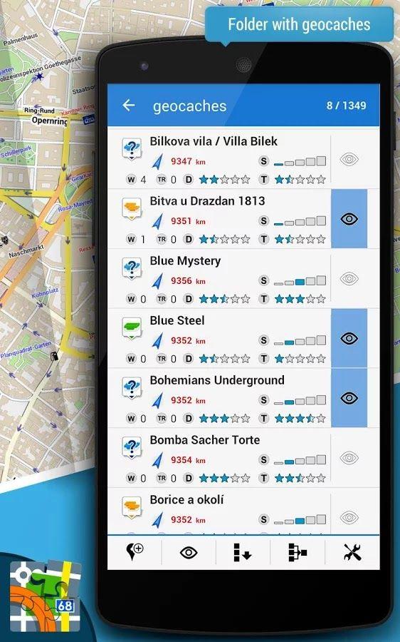 Locus Map Pro Outdoor GPS v3.16.1 PRO FULL APK APKBOO