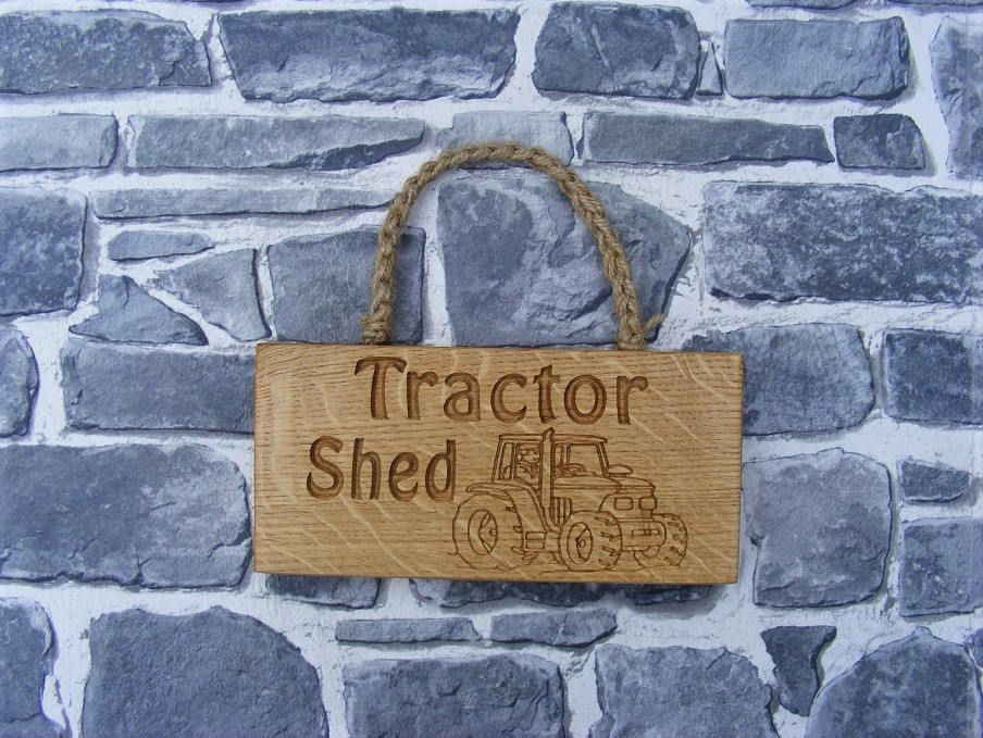 Handmade Wooden Vintage Style Garden Shed Workshop Sign Personalized Wooden Signs Personalised Wooden Plaques Personalised Gifts Handmade