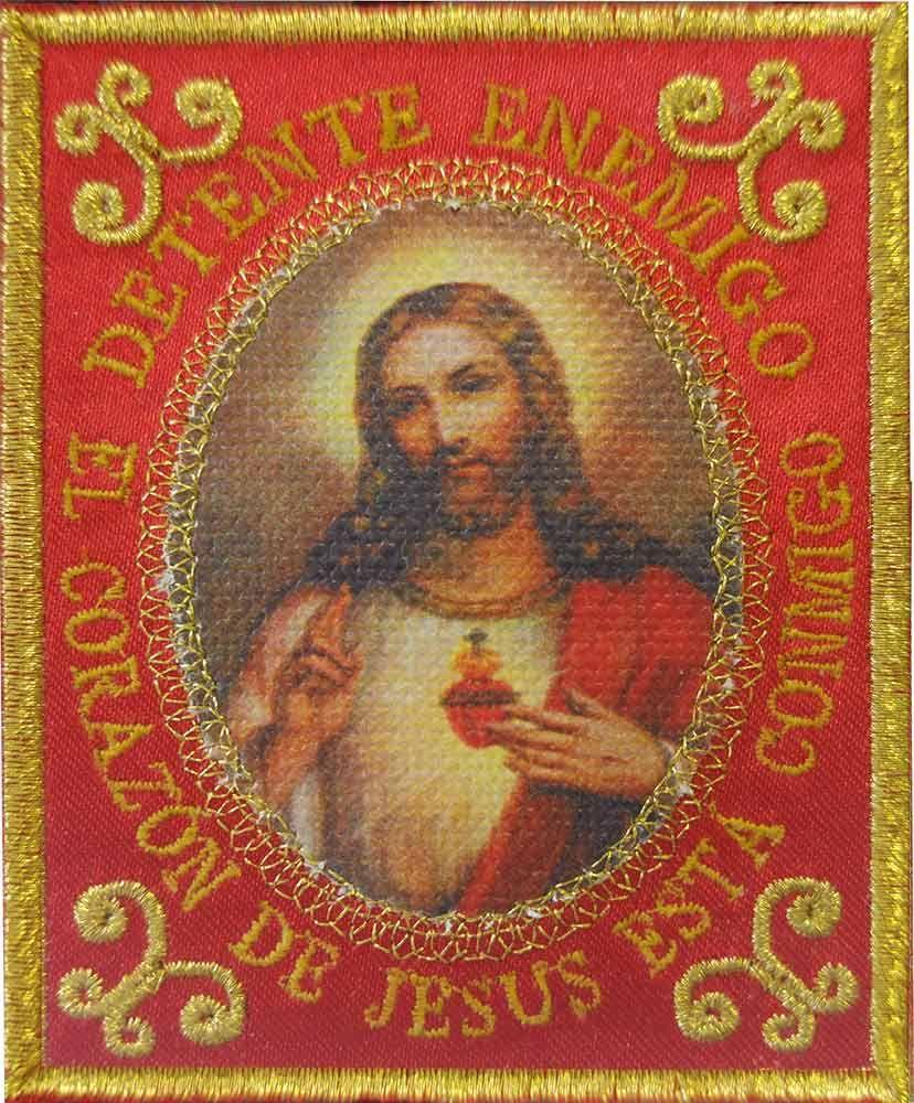 Detente Sagrado Corazón Sagrado Corazon Corazon De Jesus Sagrado Corazon De Jesus