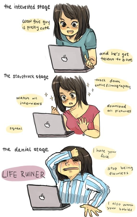 Life of A Fangirl