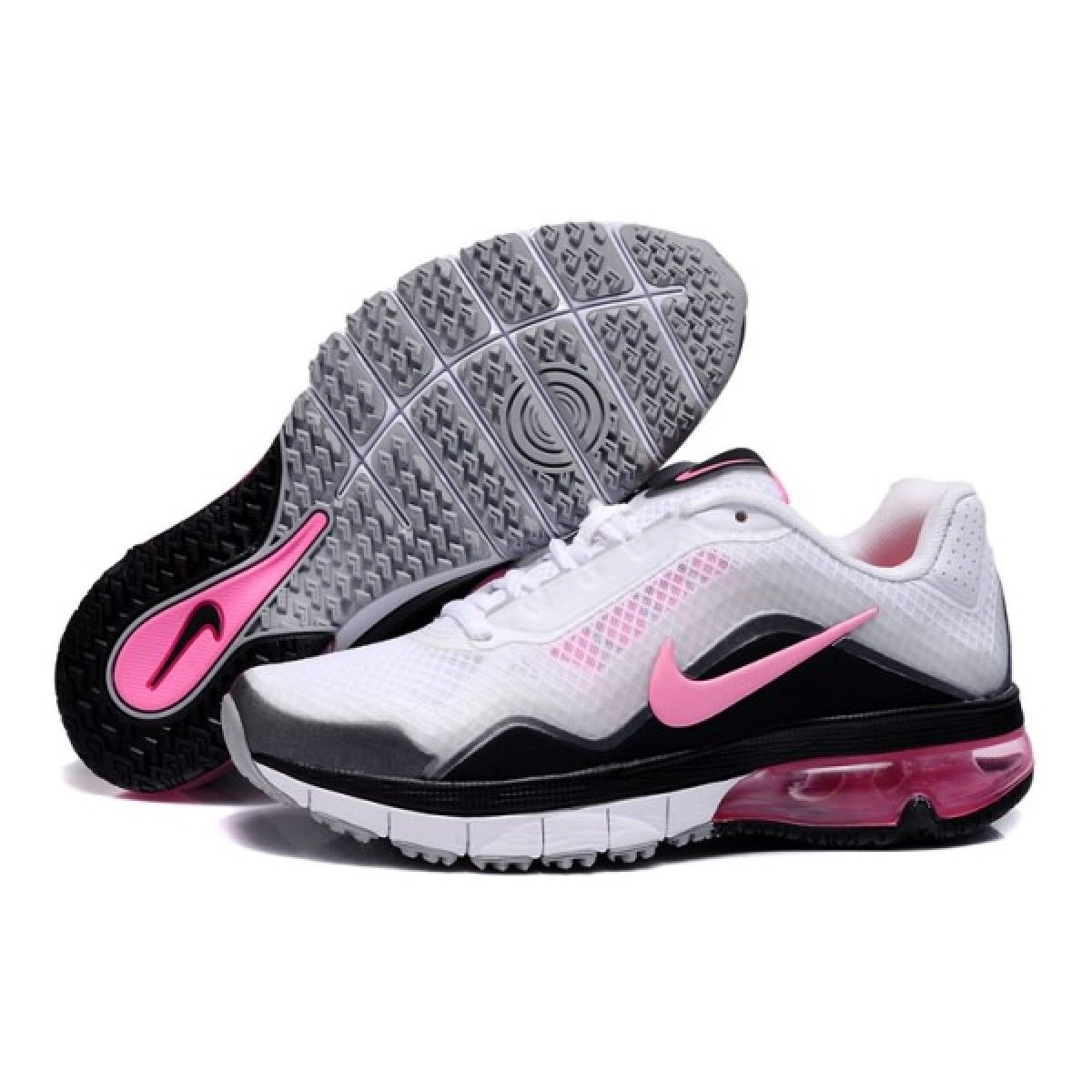 size 40 e4460 7985c Nike Air Max TR 180 Mesh Womens shoes WhitePinkBlack on sale .