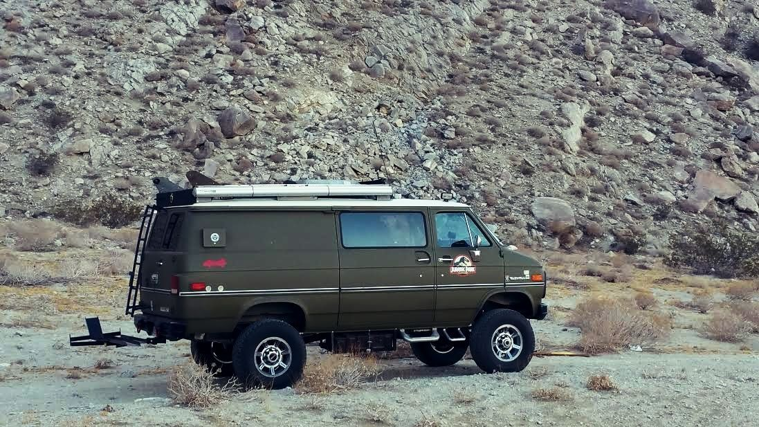 1985 Gmc Vandura Chevy Van Heavy Duty 6 Inch Body Lift Head Turner Ebay Motors Cars Trucks Gmc Ebay Chevy Van