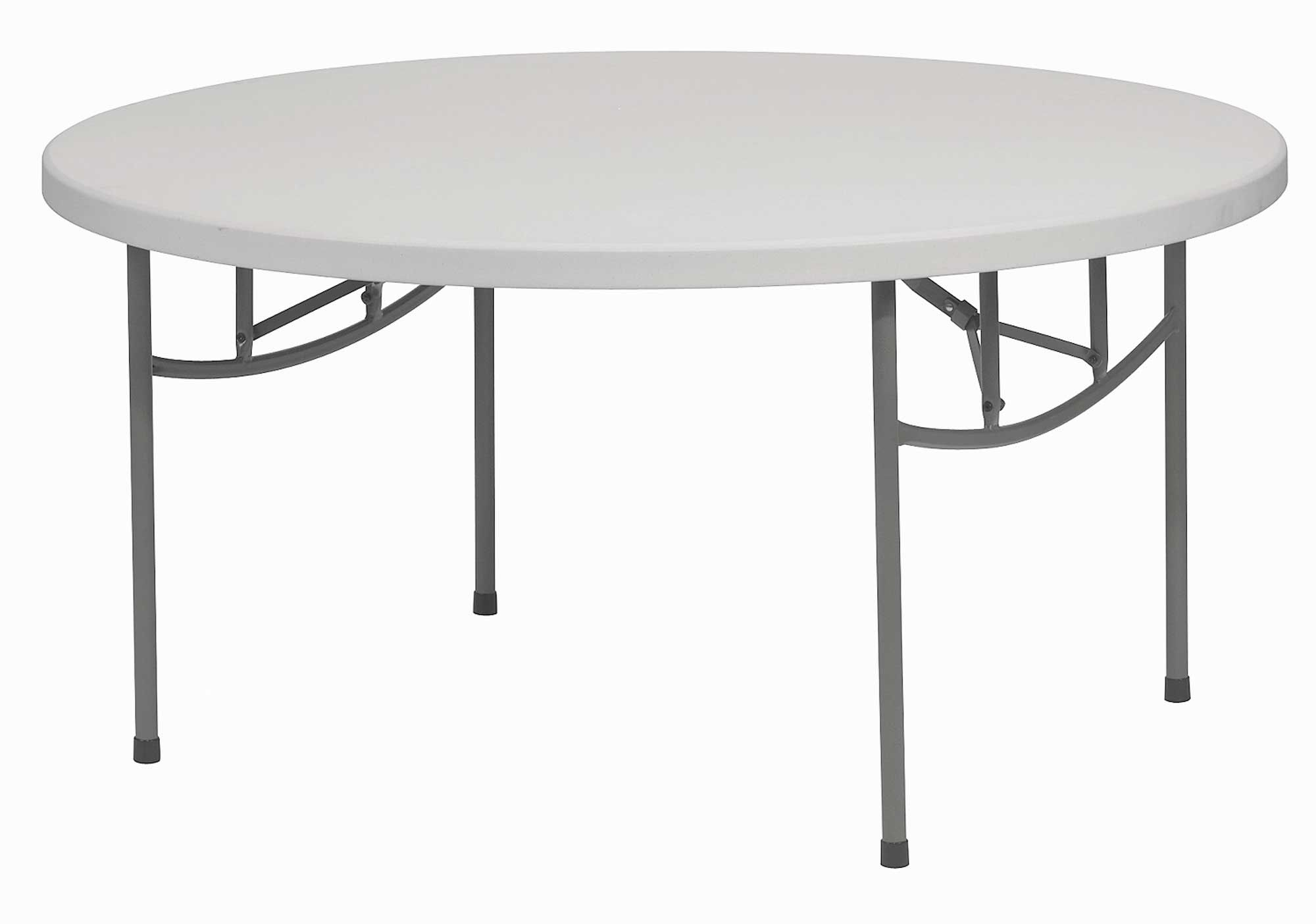- Lifetime White 72 Round Folding Tables Round Folding Table