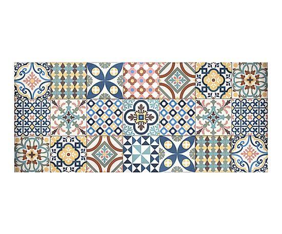 Alfombra vin lica puig i cadafalch alfombra vinilica for Vinilo adhesivo suelo bano