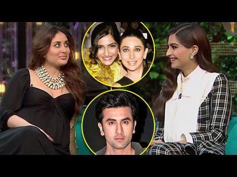 Bollywood Quiz Kareena Kapoor 1 Youtube Koffee With Karan Ranbir Kapoor Kareena Kapoor