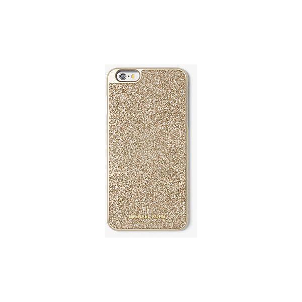 MICHAEL Michael Kors Glitter Phone Case For Iphone 6 Plus/6s Plus ...