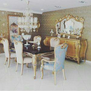 set dekorasi ruang makan mewah | ruang makan, ruangan
