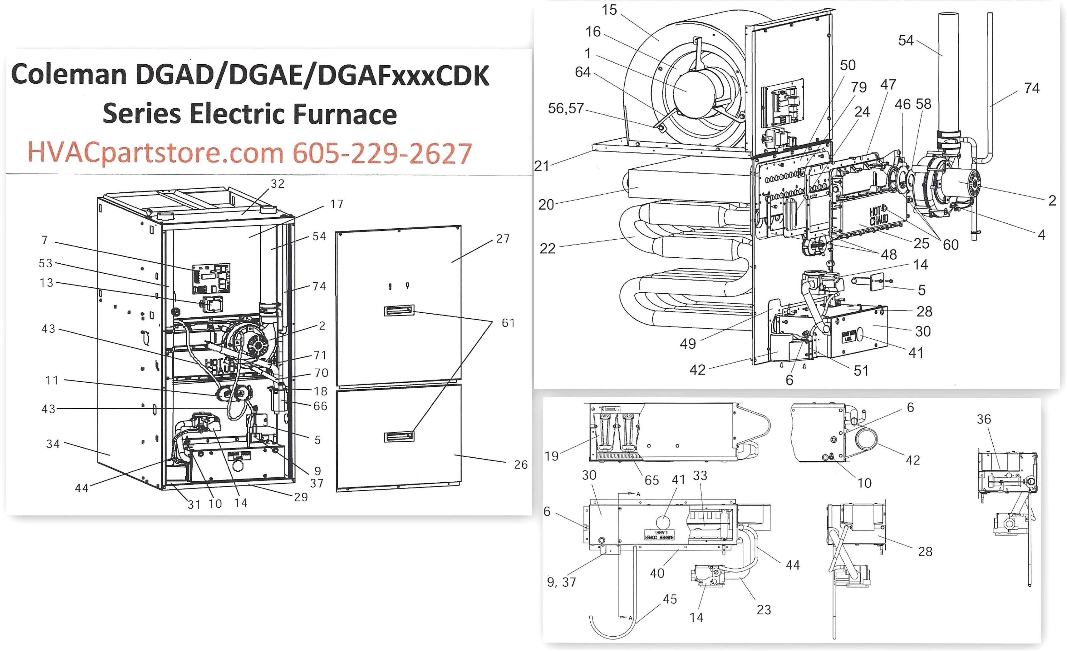 New Wiring Diagram For An Electric Furnace Electric Furnace Furnace Diagram