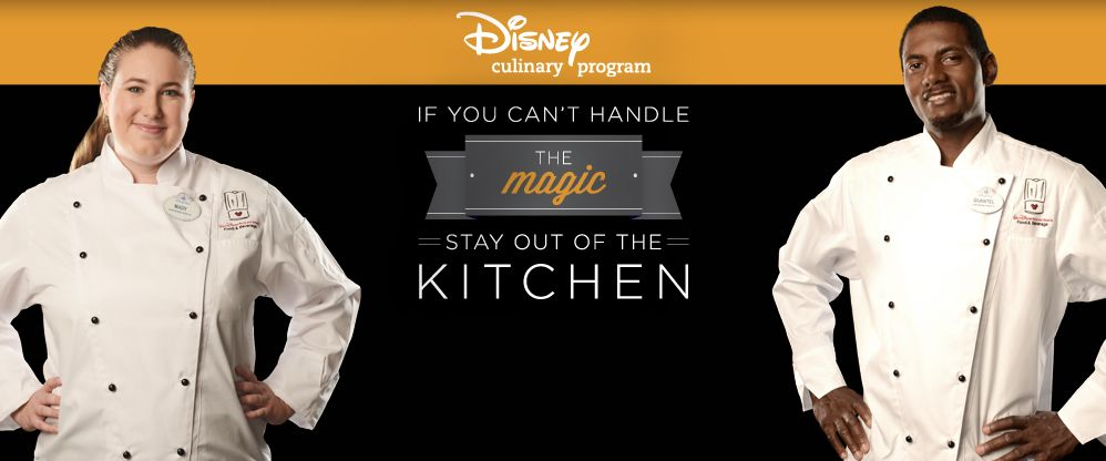 Disney Culinary Program Home | Jobs and Careers | WDW Time ...