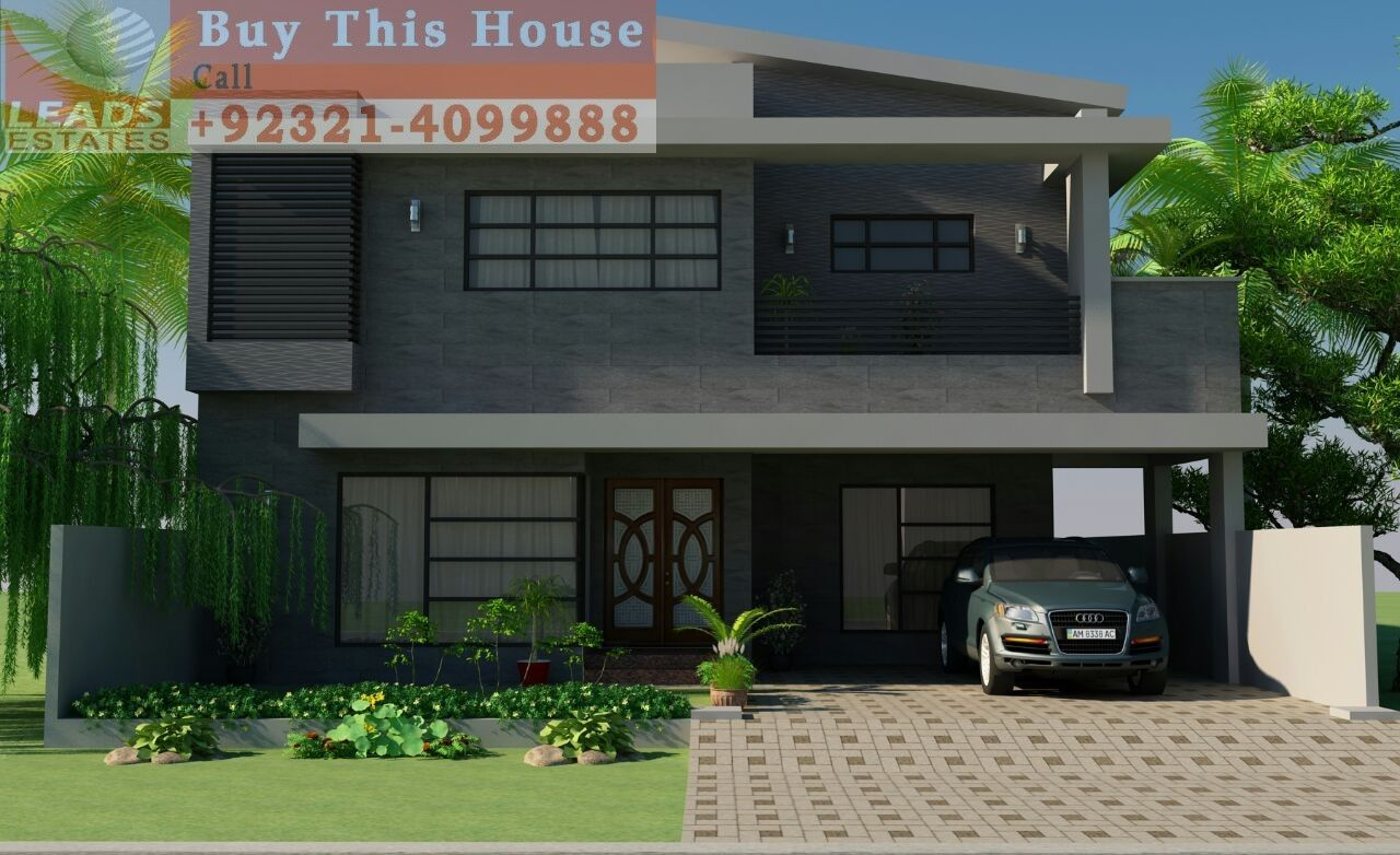one Kanal Bungalow for sale in DHA Lahore Leads Estates