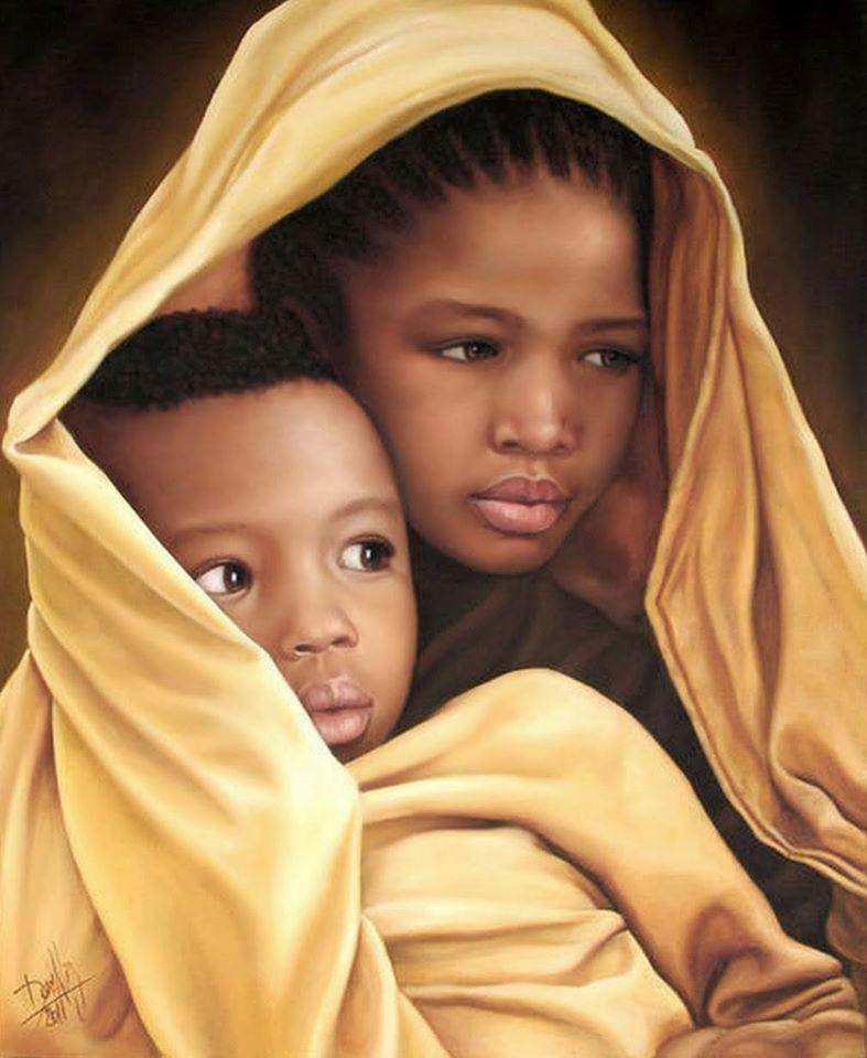 Resultado de imagen de virgen negra  indigena con niño