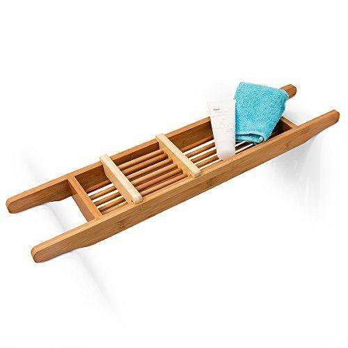 Relaxdays 10018791 Badewannenablage aus Bambus mit verste... https://www.amazon.de/dp/B00MUZ27E0/ref=cm_sw_r_pi_dp_OrhtxbMNNWAM5