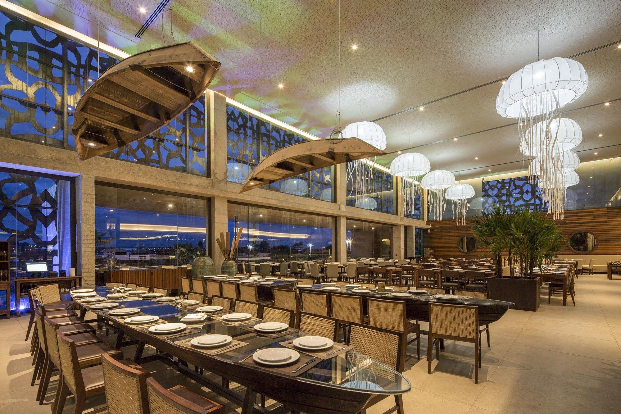 Galeria de Restaurante NAU / Sandra Moura - 9