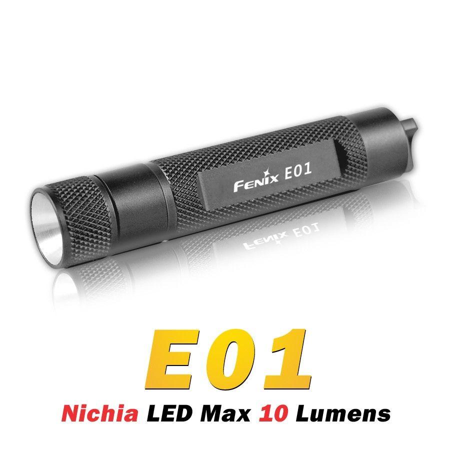 Fenix E 01 Http Www Lampe Torche Fenix Fr Lampe Fenix E01 Titane Html Outdoor Store Fenix Flashlight Led