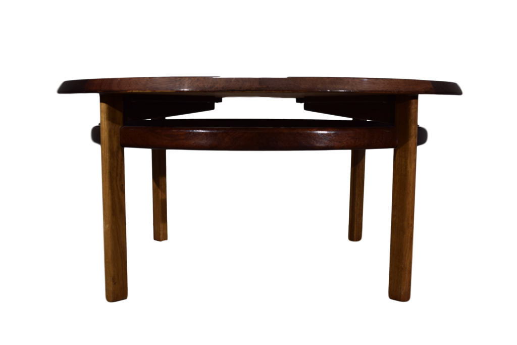 Style Of Norwegian mid century rosewood coffee table Torbj¸rn Afdal Haug Snekkeri Bruksbo Unique - Luxury rosewood coffee table Modern