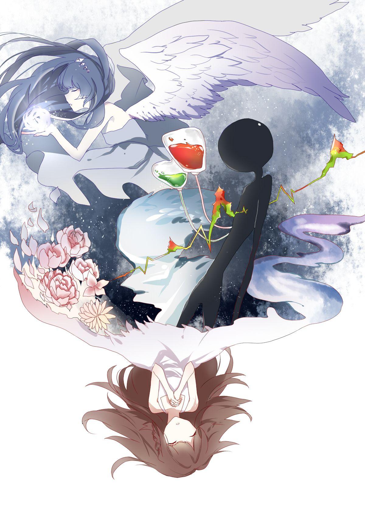 Pin de Alyssa en Game Characters Arte de anime, Dibujos