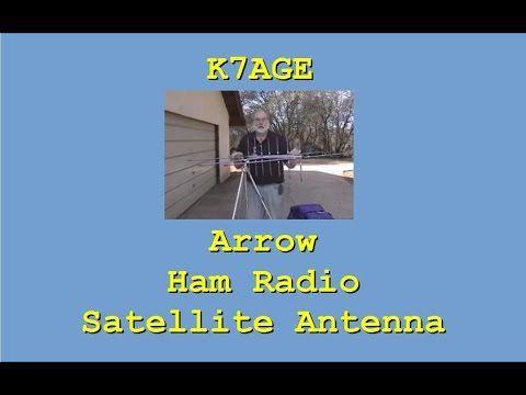 Ham Radio Satellite Arrow Antenna | Radios y Antenas | Radios y Antenas