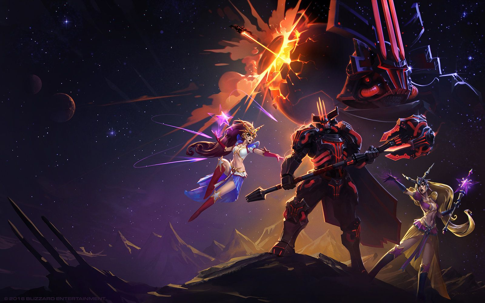 Leoric The Space Lord Heroes Of The Storm Hero Storm Images Collaborative list created by player votes. heroes of the storm hero storm