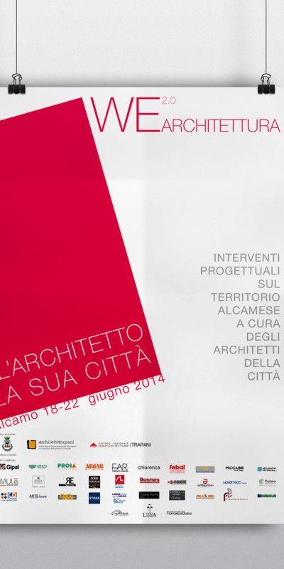 Poster_Mockup_WE ARCHITETTURA - Startstudio.it