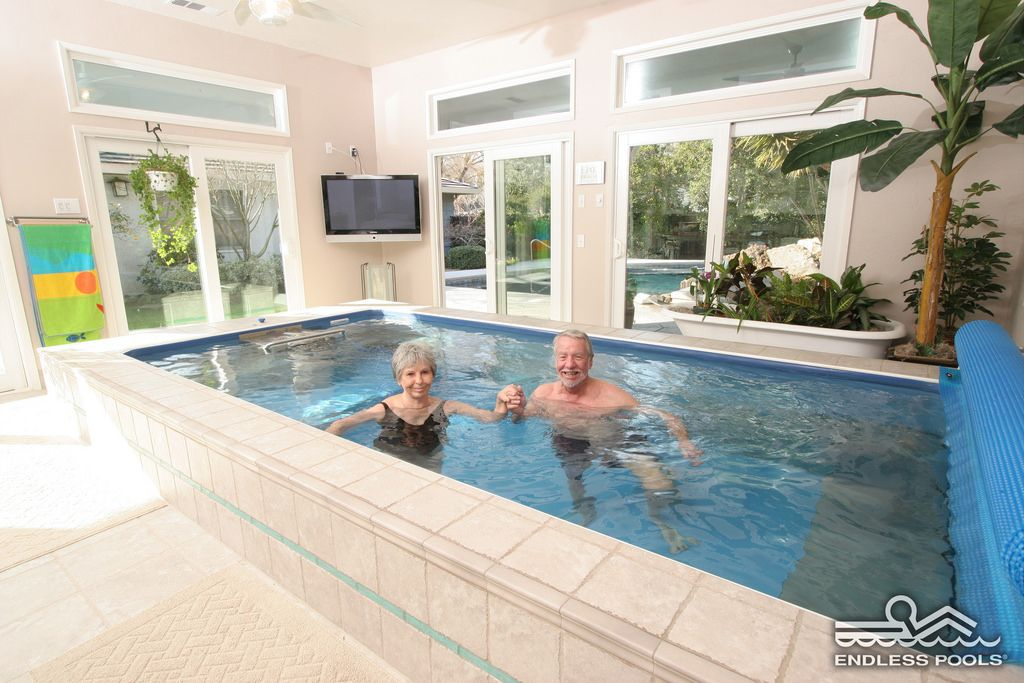 Big Enough For Two Luxury Swimming Pools Dream Pool Indoor Indoor Pool Design
