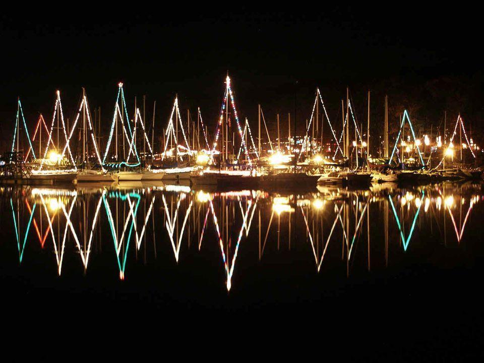 Madeira Beach Christmas Boat Parade Holiday