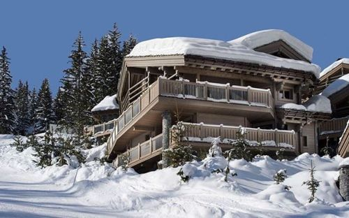 Chalet Karakorama Courchevel 1850 by K2 Hotel   More images ...