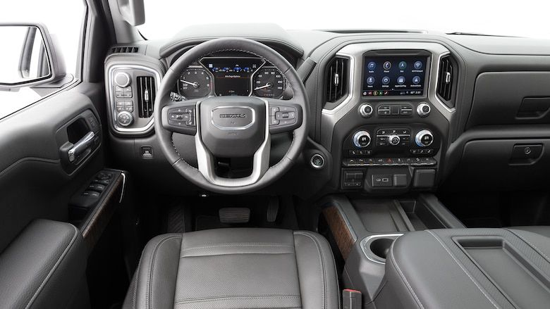 2019 Chevrolet Silverado High Country Vs 2019 Gmc Sierra Denali Interior Comparison Gmc Sierra Denali Chevrolet Silverado Gmc Denali