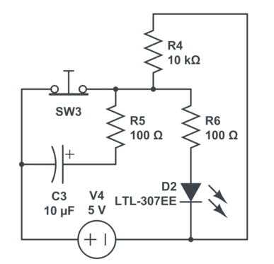 Transistor #LEDCircuit is an electrical circuit used to