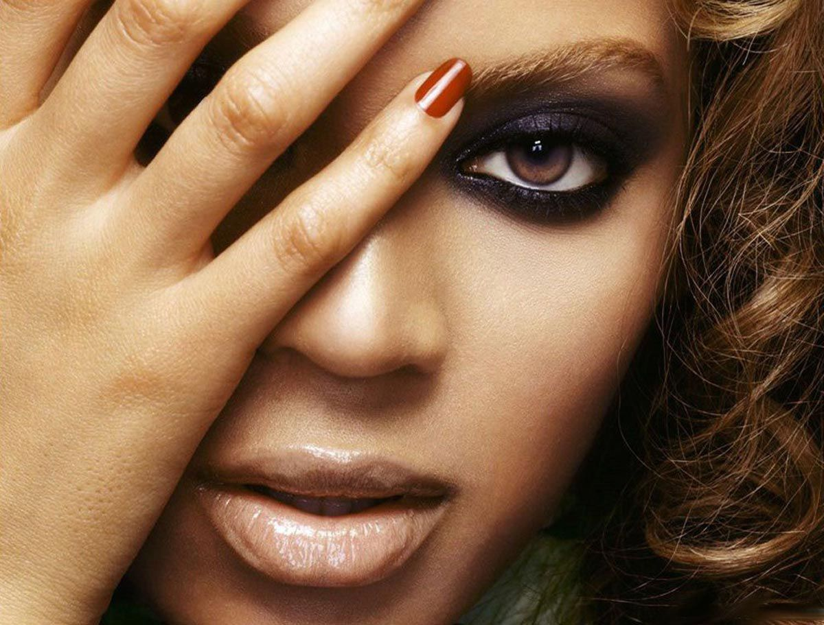 Beyonce Eye Makeup Ideas : Beyonce Eye Makeup Tutorial #prom