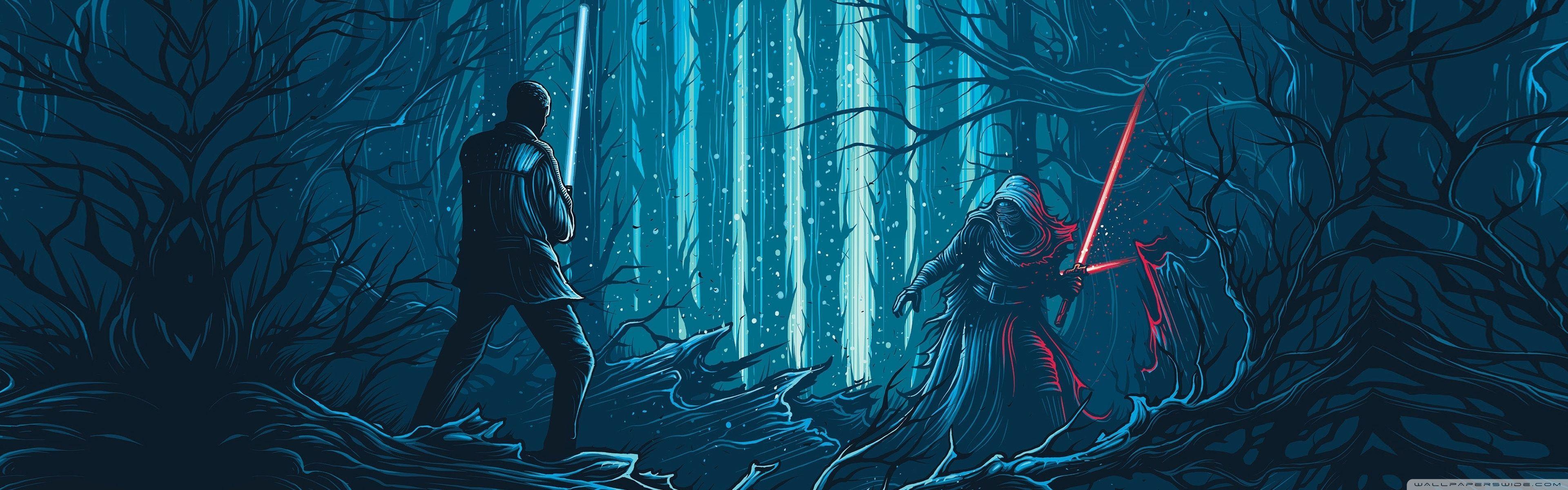 10 Top Star Wars Dual Monitor Wallpaper 3840x1200 Full Hd 1920 1080 For Pc Desktop Starwarswallpaper Dual Monitor Wallpaper Star Wars Art Star Wars Wallpaper