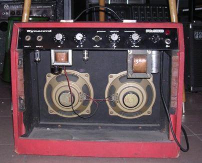 Dynacord Amigo Röhrenverstärker, Tube Amp, rare & vintage ...