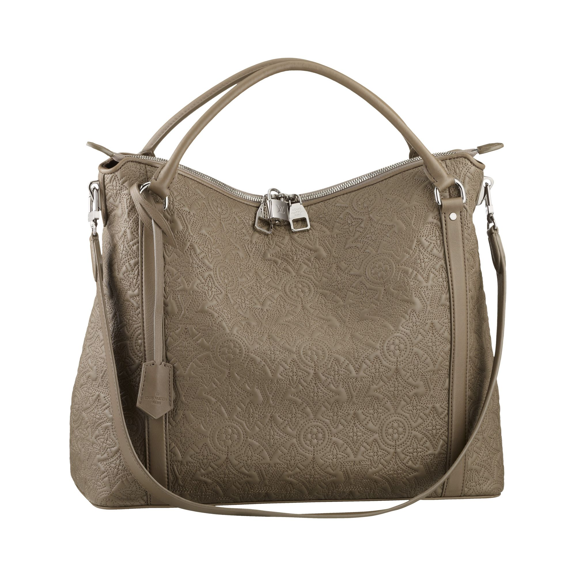 d5d294b90db91 Louis Vuitton Ixia MM Bag In Antheia Leather | Bags, Taschen ...