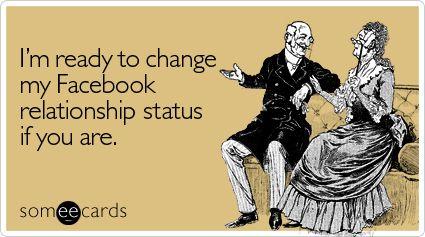 Facebook relationship status dating
