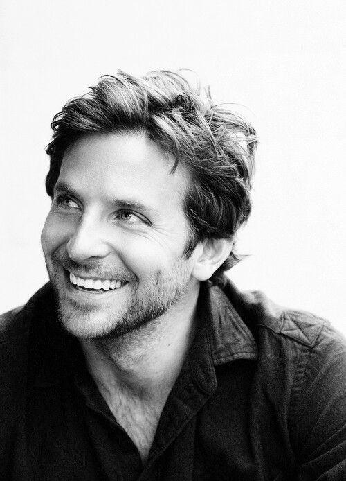 Bradley Cooper is soooo nice to look at.