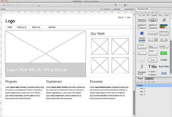 17 Great Wireframing Tools For Web Designers