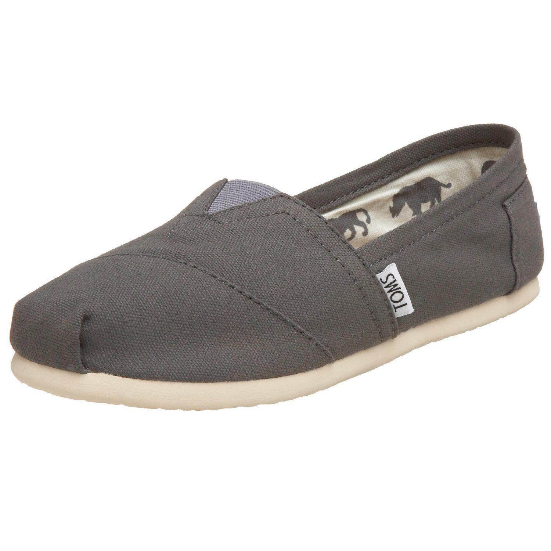 a36775af25a9a Amazon.com: TOMS Women's Canvas Slip-On: Shoes | Style | Shoes ...
