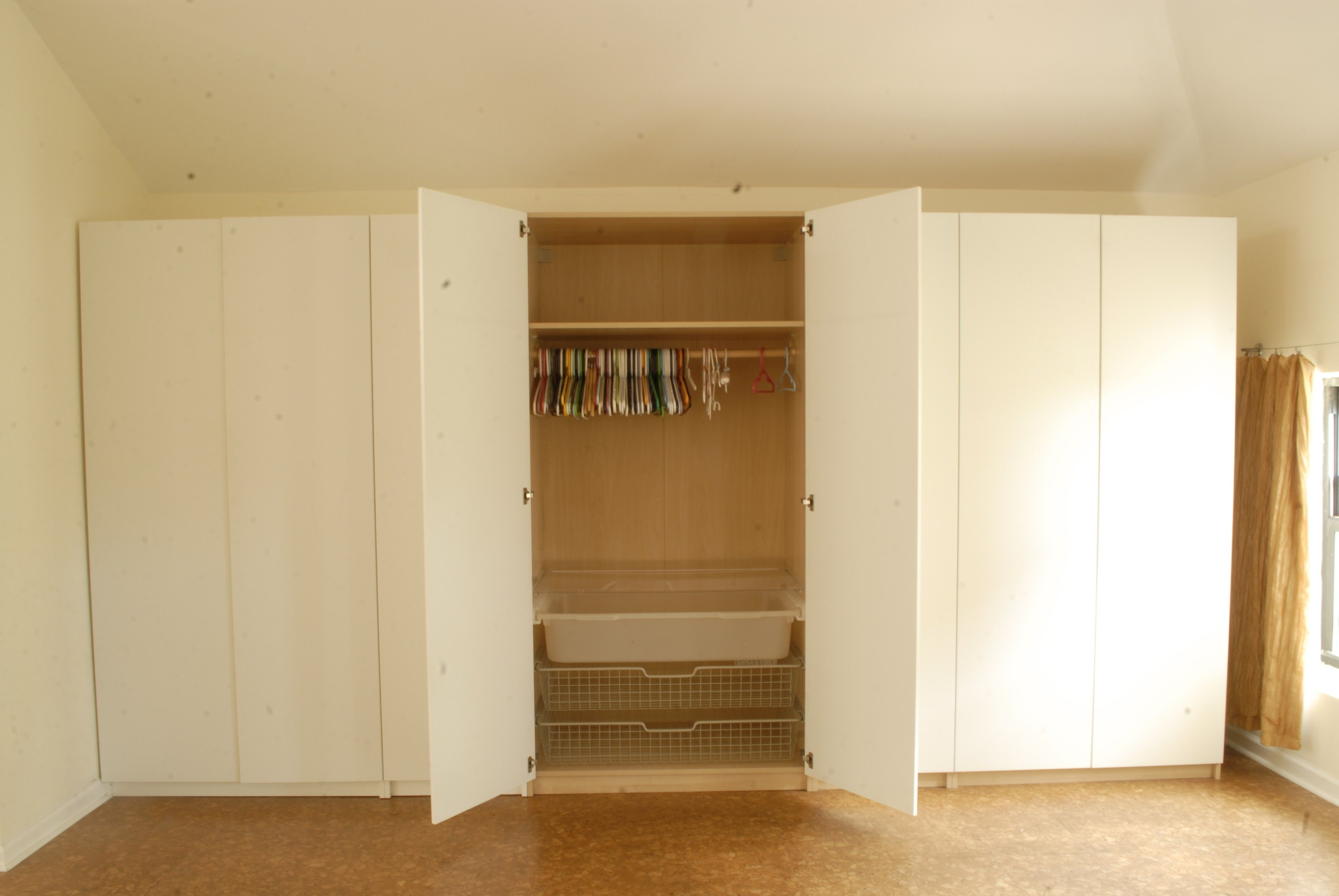 Garage Storage For Clothes (With images