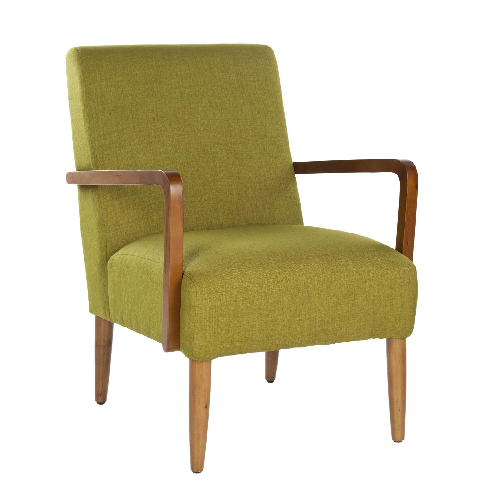 ellington springswivel club chairs | Ellington Chair in Chartreuse | dotandbo.com | Armchair ...