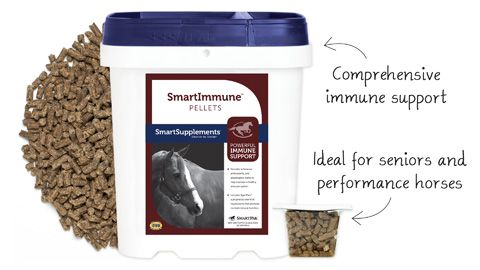 SmartImmune™ Pellets - - SmartSupplements from SmartPak Equine