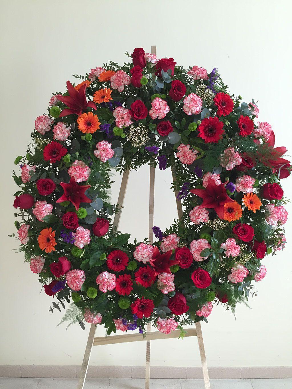 Corona Fnebre Unique Funeral Flowers Pinterest Funeral