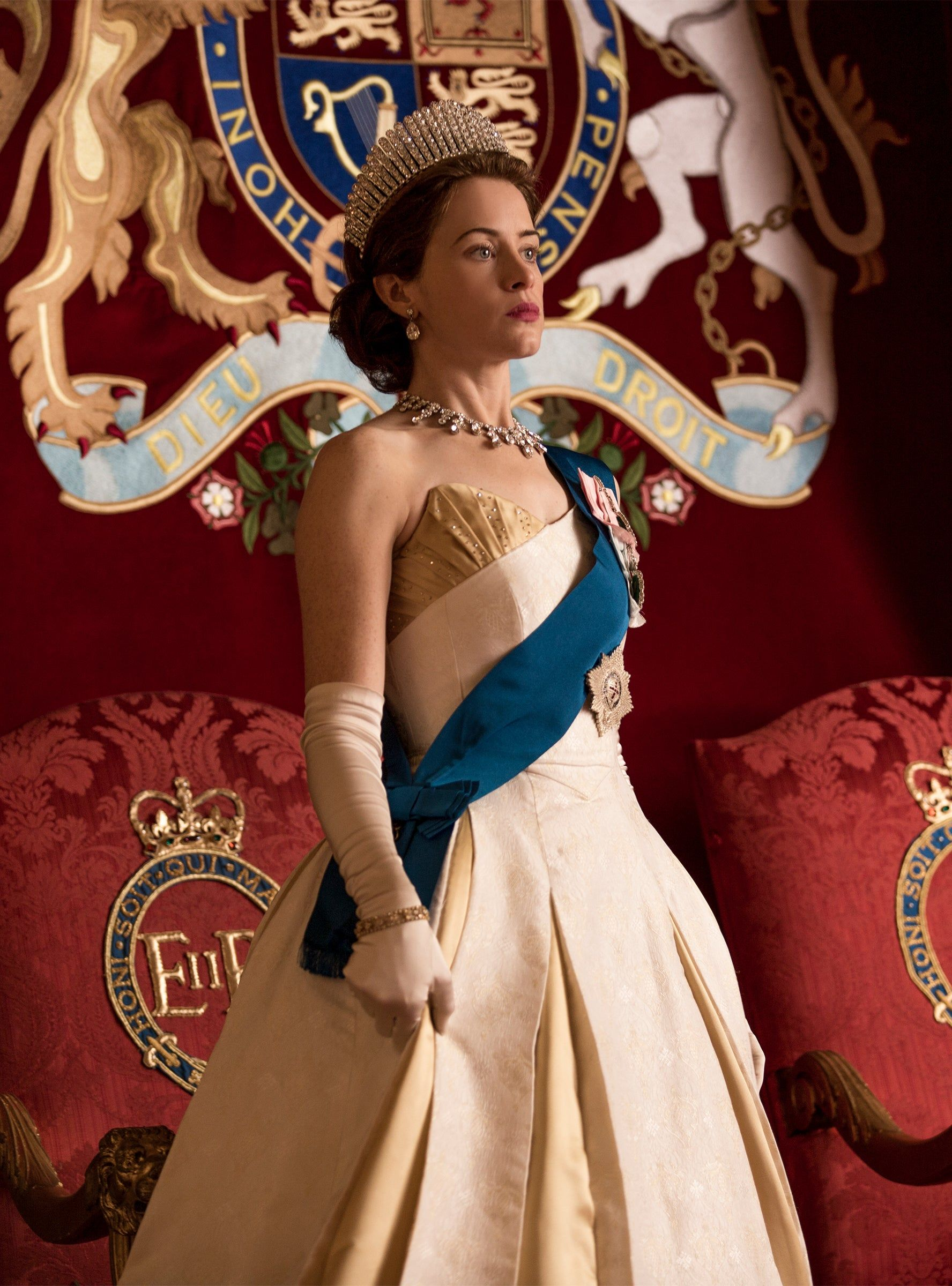 The New Queen On The Crown Met With The Royal Family & It